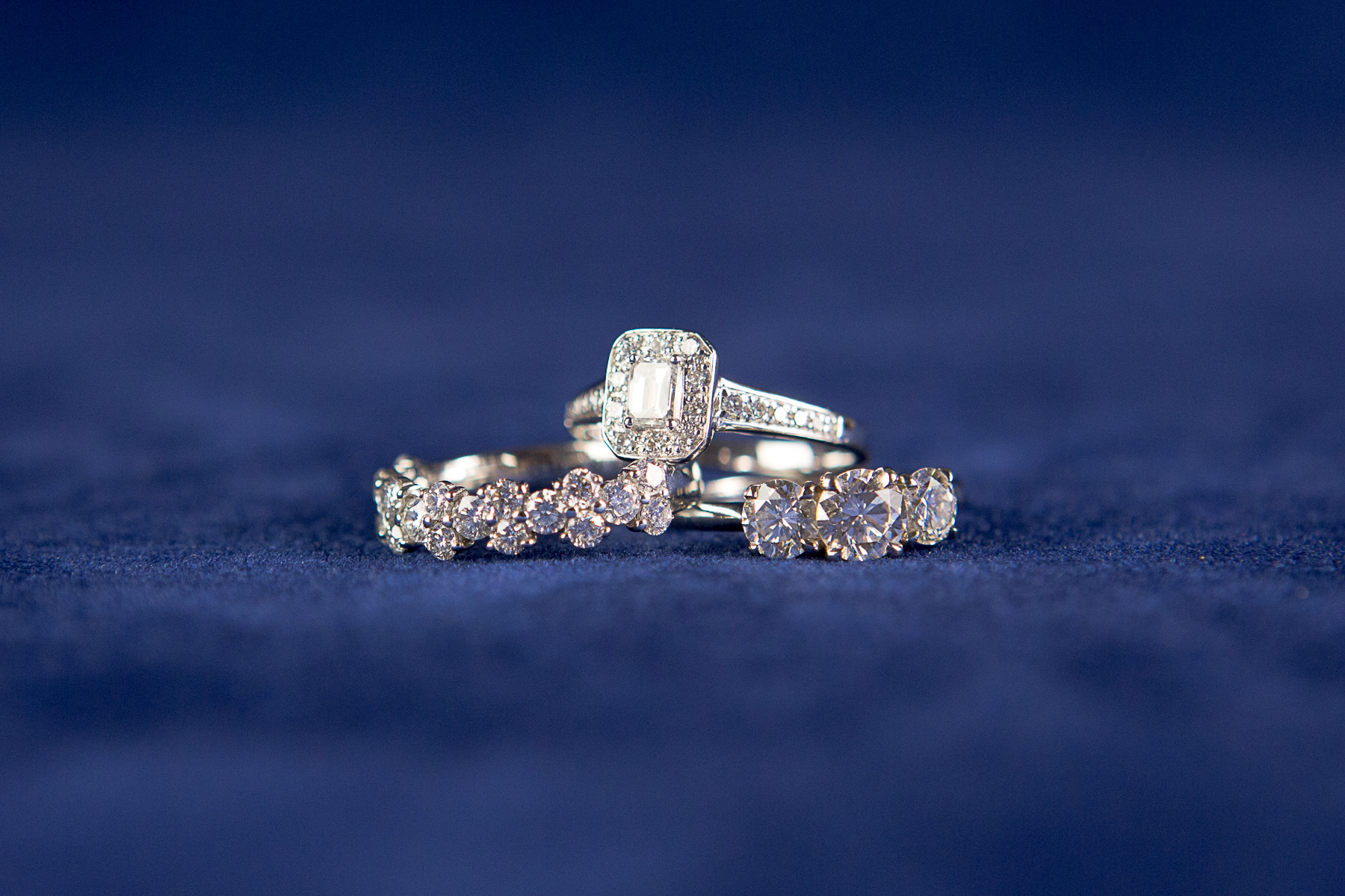 Antique Diamond Rings
